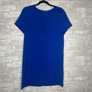 Felicity & Coco Blue Shift Dress